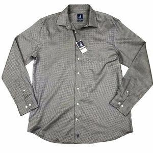 NWT Johnnie-O  Button Down Gibson Shirt Sz L